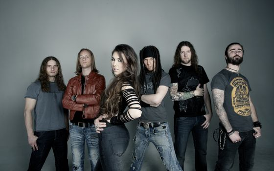 Photo free amaranthe, mdm, melodic death metal