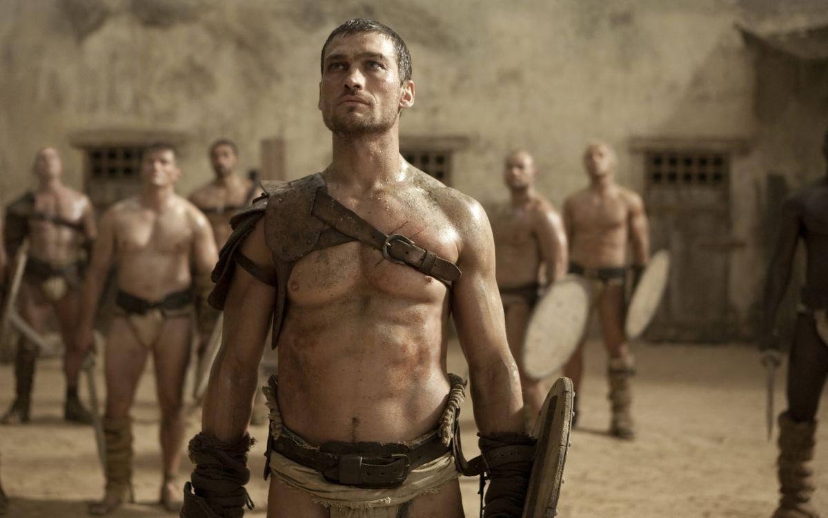 Фото бесплатно сериал спартак, гладиатор, воин, песок и кровь, spartacus, разное