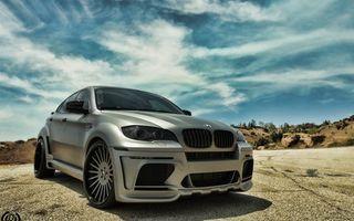 Фото бесплатно bmw, x6 m, автомобиль