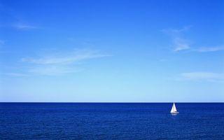 Бесплатные фото парусник, океан, небо, пейзажи