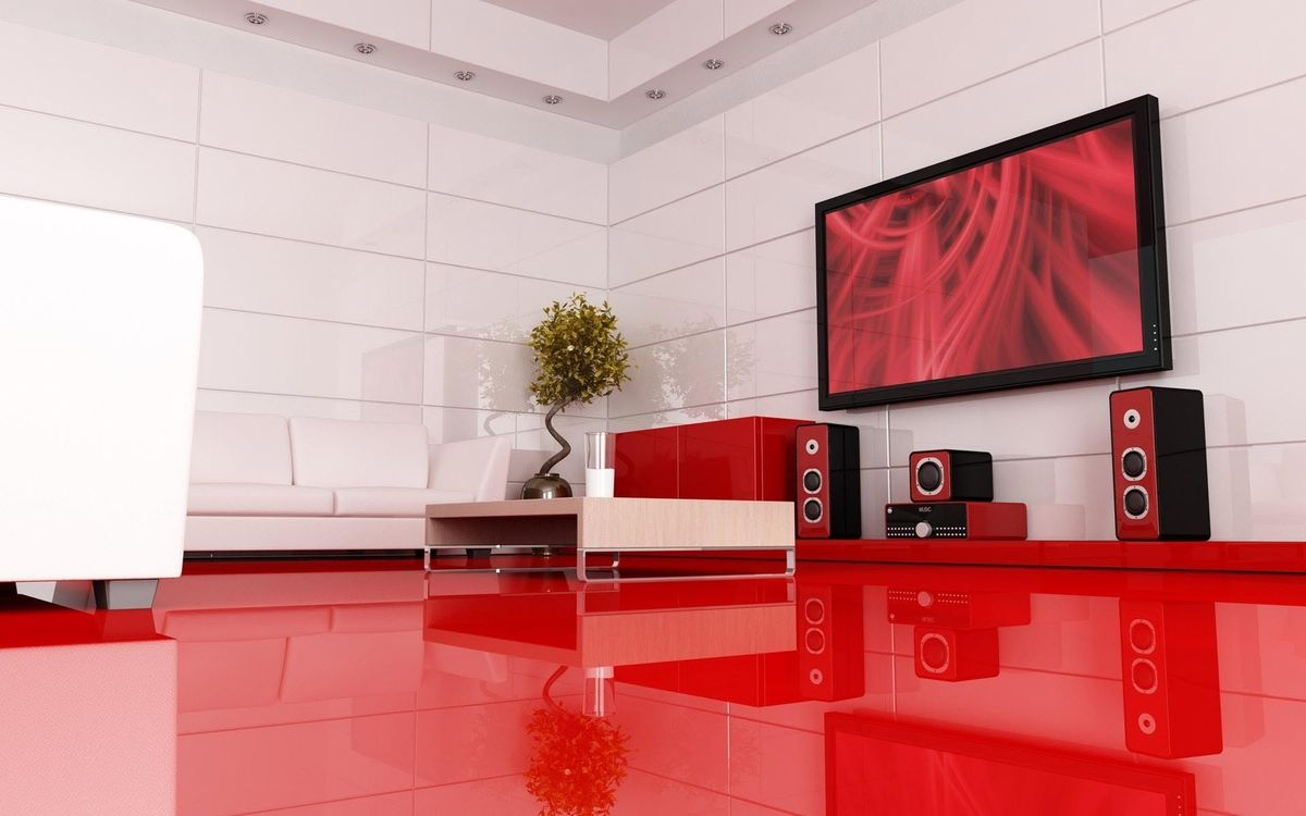 Free photo room, filling, floor - to desktop