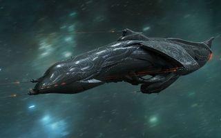Фото бесплатно космический, корабль, полет