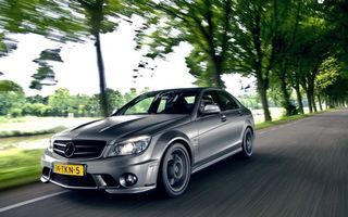 Photo free Mercedes class, amg body kit, bumper