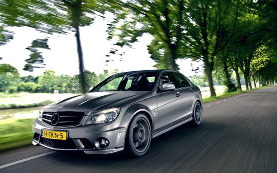 Photo free Mercedes class, amg body kit, bumper