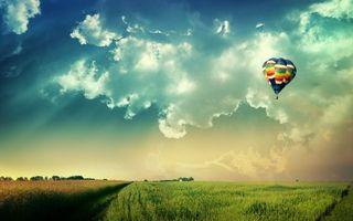 Бесплатные фото поле,луг,тропинка,небо,облака,тучи,рожь