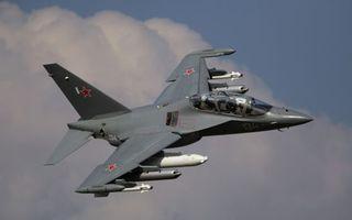 Фото бесплатно самолет, кабина, крылья, хвост, вооружение, полет, авиация