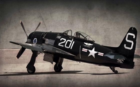 Фото бесплатно самолет, пилот, старый