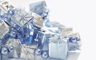 Фото бесплатно подарки, ленточка, праздник