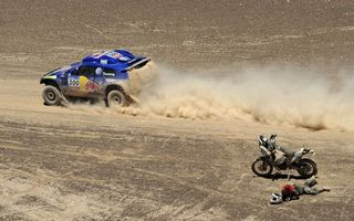 Photo free dakar, rally, sands