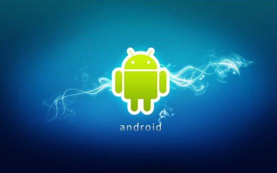 Photo free android, emblem, logo