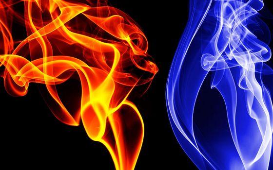 Фото бесплатно дым, разного, цвета