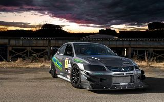 Photo free Mitsubishi, tuning, radiator