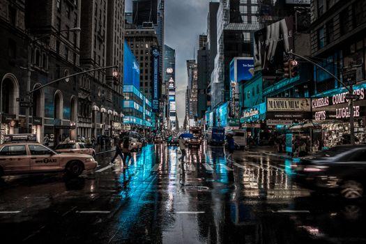 Заставки улица, люди, пешеходы