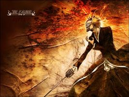 Бесплатные фото bleach,ichigo,hollow,vizard,mask,soul reaper,аниме