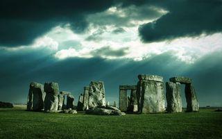 Бесплатные фото стоунхендж,англія,обряд,камінь,друїди,пейзажи