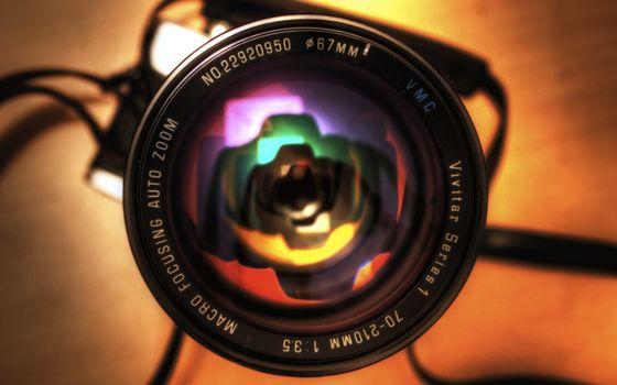 Заставки фото, увеличение, 67 mm