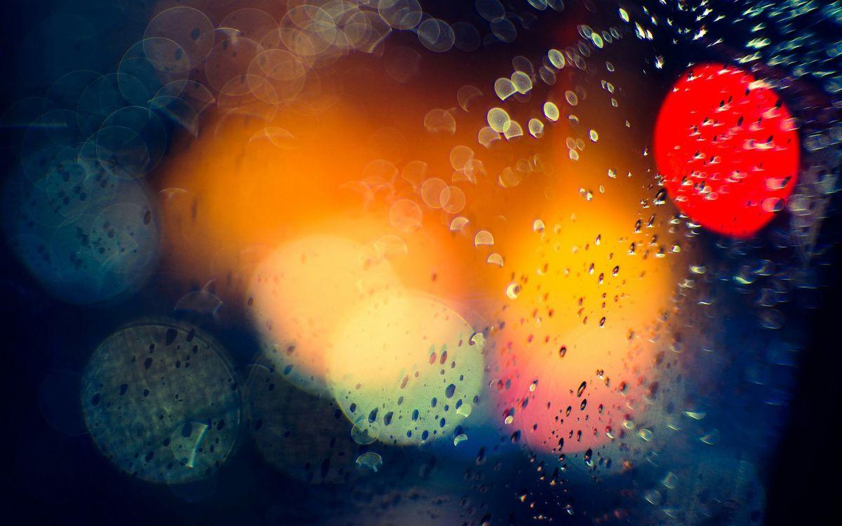 Обои капли, брызги, цвета картинки на телефон