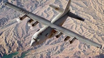 Фото бесплатно самолет, земля, песок