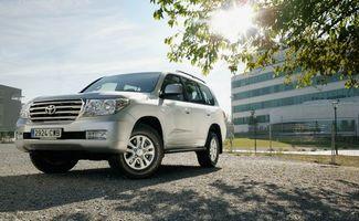 Photo free Toyota, SUV, tires