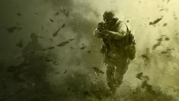 Заставки call of duty, спецназ, оружие