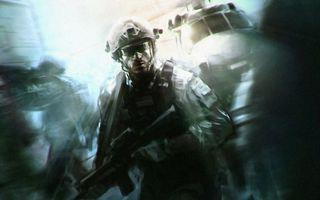 Фото бесплатно modern warfare 3, солдат, call of duty