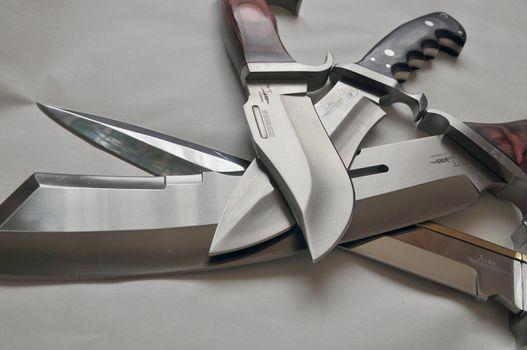 Фото бесплатно ножи, кинжал, тесак