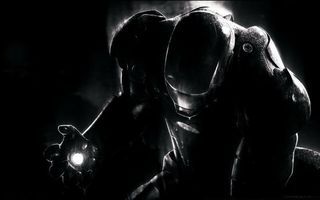Photo free iron man, wallpaper, 3 part