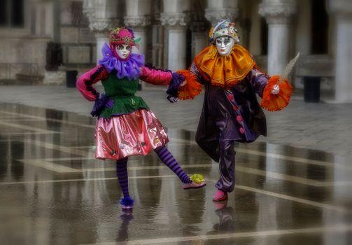 Photo free masks, holiday, carnival