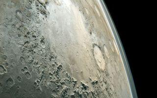 Фото бесплатно луна, поверхность, кратеры
