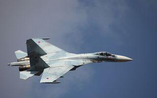 Фото бесплатно авиация, истребитель, ракета