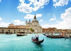 Заставки венеция, вода, лодки