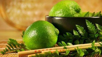 Бесплатные фото лимон,зеленый,фрукт,листья,еда