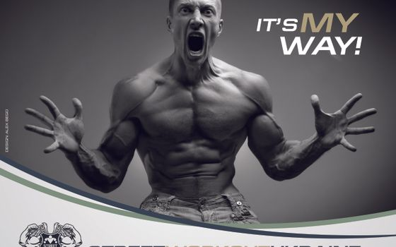 Фото бесплатно денис минин, it`s my way!, мышцы