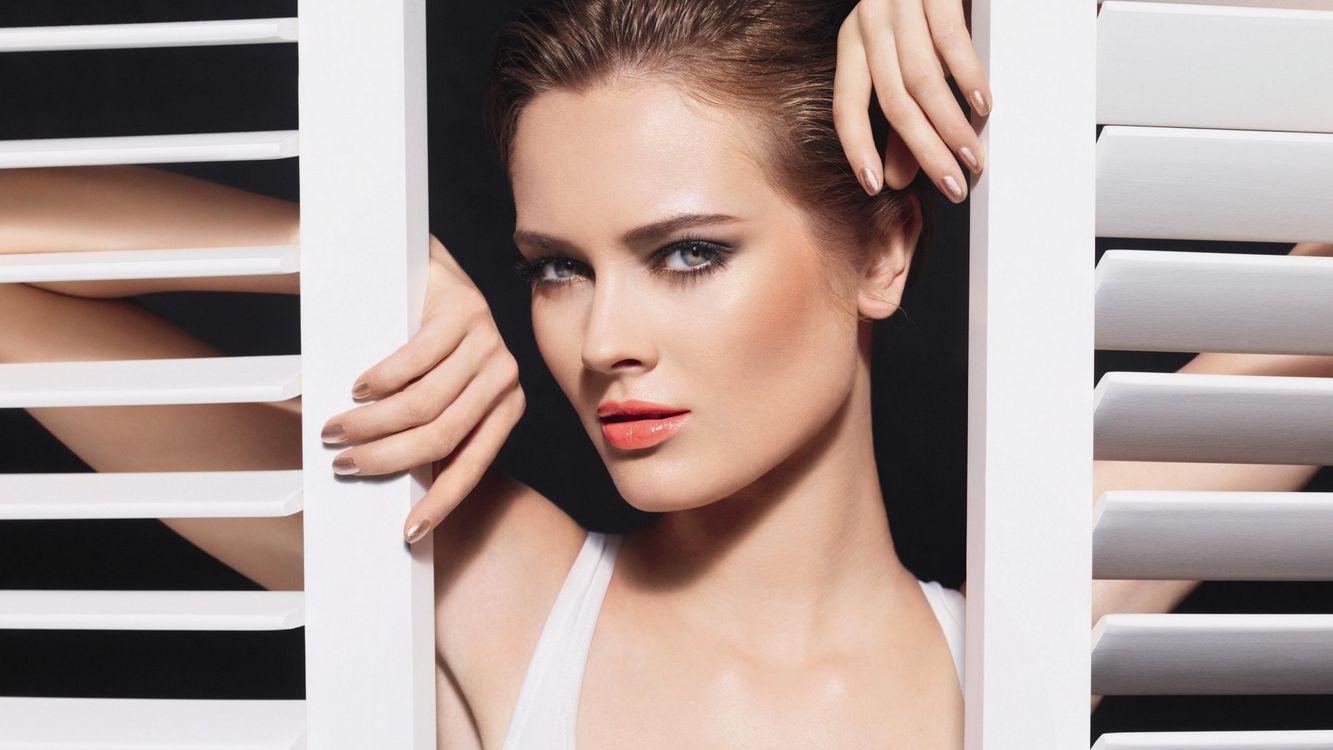 Фото бесплатно девушка, модель, волосы - на рабочий стол