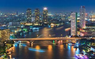 Бесплатные фото дома,выотки,река,вода,мост,карабли,свет