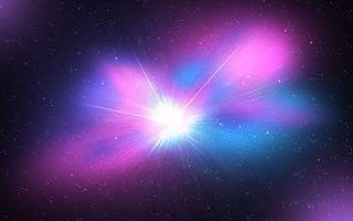 Фото бесплатно абстракция, солнце, звезды, галактика, свечение, абстракции