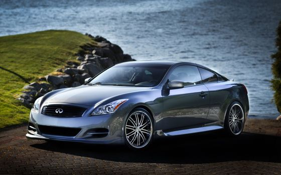 Photo free infiniti, tuning, road