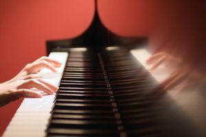 Фото бесплатно пианино, рояль, пианист