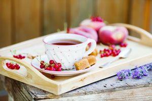 Бесплатные фото смородина,сок,пирожное,выпечка,красная,еда