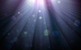 Заставки свет, лучи, следы