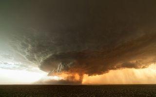 Фото бесплатно ураган, тучи, небо
