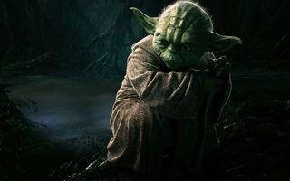 Бесплатные фото уши,yoda,магистр,jedi,джедай,зелёный,мантия