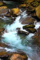Фото бесплатно ручей, камни, вода
