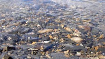 Фото бесплатно берег, дно, камни