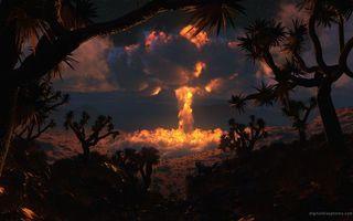 Бесплатные фото атомный,взрыв,вспышка,огонь,волна,гриб,оружие