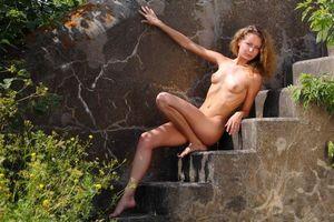 Бесплатные фото kailin a, брюнетка, горячая, ню, обнаженная, сексуальная, милая