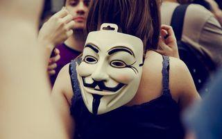 Фото бесплатно люди, толпа, маска