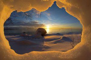 Бесплатные фото снег,пещера,Suomi,Финляндия,Хельсинки,Вуосаари,зима
