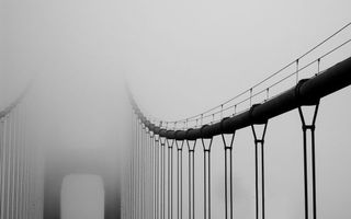 Бесплатные фото city,мост,golden gate bridge,город,fog,туман,california