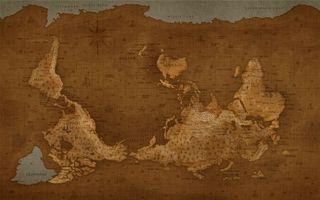 Бесплатные фото карта,старинная,бумага,материки,географическая,разное